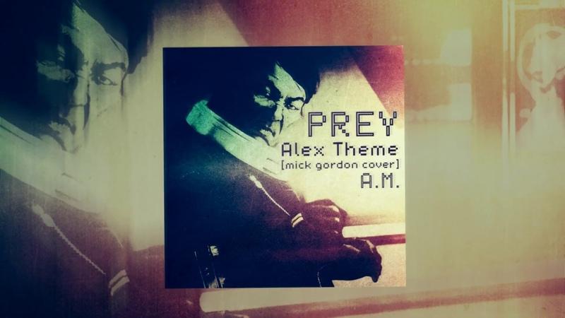 Mick Gordon - Alex Theme - OST PREY - 9 Strings Cover By Alan Malcolm