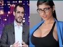 هيدا حكي مع عادل كرم اتصال هاتفي مع نجمة الأفلام الاباحية ميا خليفة لمعرفة سبب اعتزالها
