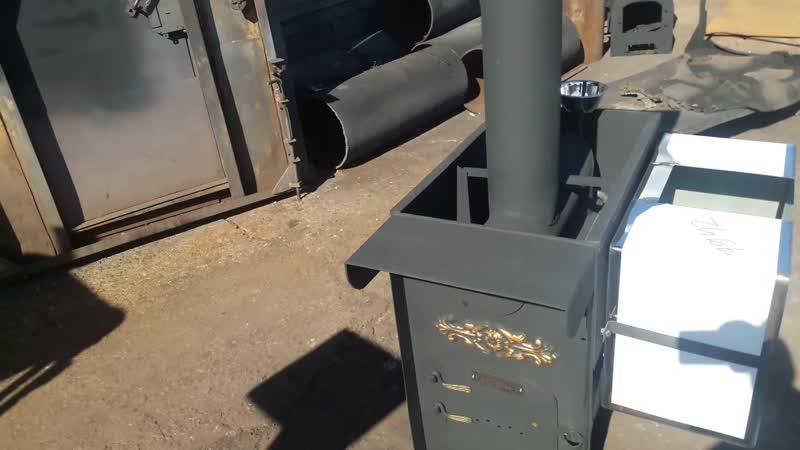 банная печь гарант экстра 700 с паровой пушкой