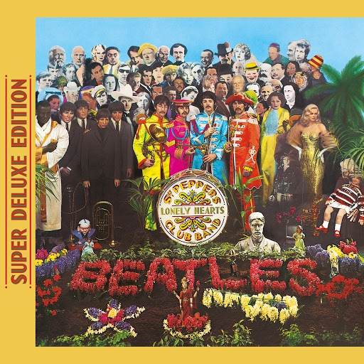 The Beatles альбом Sgt. Pepper's Lonely Hearts Club Band (Super Deluxe Edition)