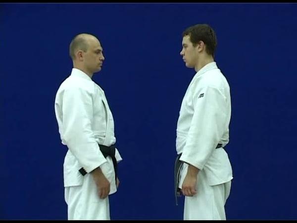1 КЮ Katame waza – ude-hishigi-te-gatame (judo, 1 kyu).