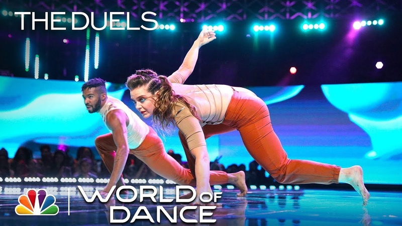 Derion Madison's Awoo Routine is Remarkable World of Dance 2019 Full Performance