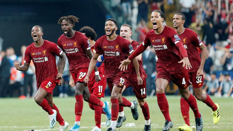 «Ливерпуль» победил «Челси» в серии пенальти и выиграл Суперкубок УЕФА (Видео)