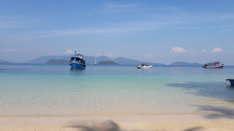 Thailand, Ko Chang