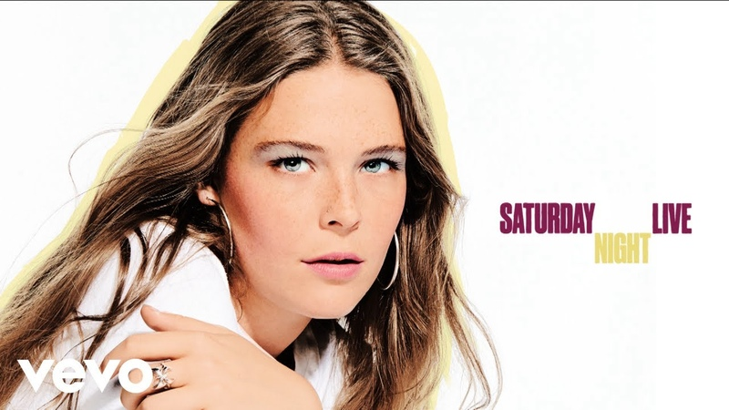 Maggie Rogers — Light On (Live On Saturday Night Live, 03/11/2018)
