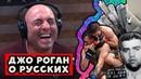Джо Роган о мафии и сумасшедших русских