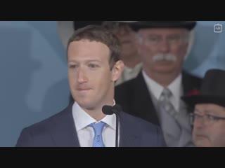 Речь Марка Цукерберга перед выпускниками (Гарвард, 2017)