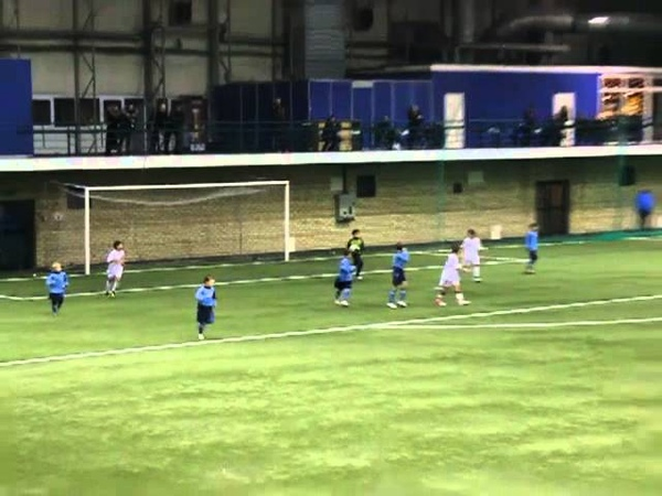 Riga Cup 2013 U-12 FC MINSK -- DINAMO MINSK