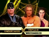 (WWE Mania) WrestleMania X Seven Undertaker Vs Triple H