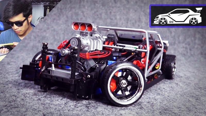 RC Modify 26 | DDW 1/10 M-Drift 1 RWD 1970 Dodge Challenger V8