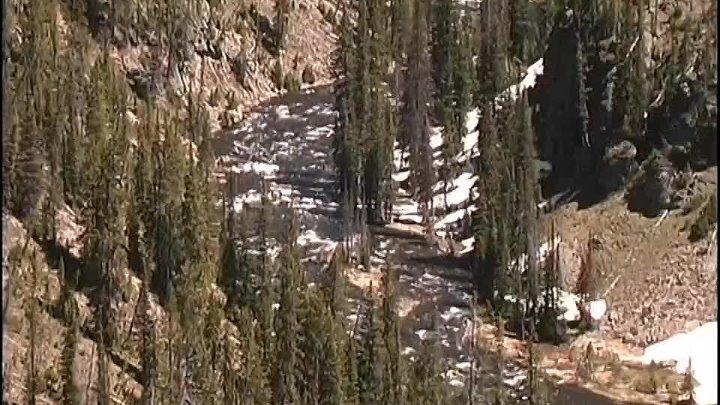 «Золотой глобус (064). Национальный парк Йеллоустоун. Край горячих гейзеров» (Документальный)