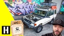 Scotto's Land Rover Discovery is next up with a Cummins R2 8 Diesel Swap