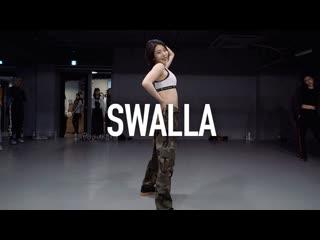 1million dance studio swalla - jason derulo (ft. nicki minaj & ty dolla $ign) / jiyoung youn choreography