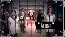 Alone Heart Bluegrass Folk Cover by Robyn Adele Anderson ft Carolyn Miller and Jen Kipley