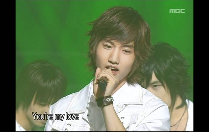 2004 TVXQ - My Little Princess, 동방신기 - 마이 리틀 프린세스, Music Camp 20040515