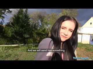 Publicagent 49 - любительское porn czech xxx amateur teen чешское домашнее пикап pickup секс за деньги
