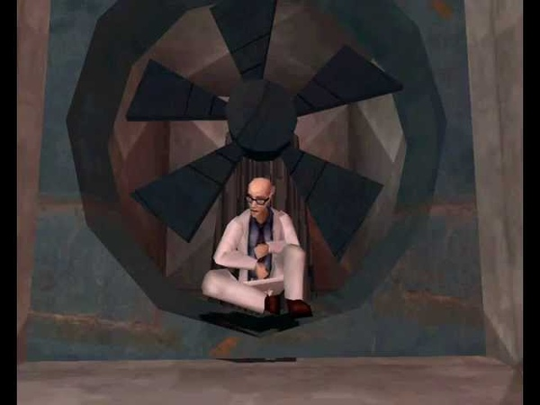 Scientists' fatal stubborn hiding habit - HL2