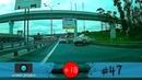 Новая подборка аварий, ДТП, происшествий на дороге, октябрь 2018 47