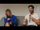 PART 2: Ashley Benson Brant Daugherty Panel in Paris at 'A Millenial Weekend' 13.10.2018