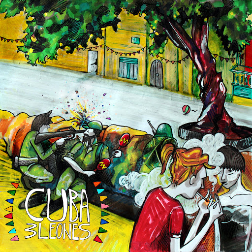 КуБа альбом Tres Leones