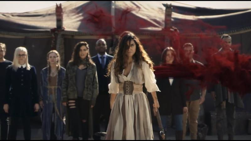 THE MAGICIANS | Season 4, Episode 10 Margo Swings Her Axes