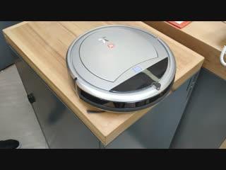 Робот-пылесос Xiaomi Viomi Internet Robot Vacuum Cleaner (VXRS01) Silver