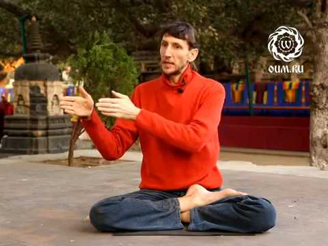 Mature Yoga. Apanasati pranayama