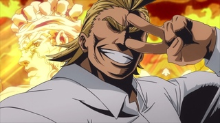 When You Realize Abdul & All Might Have The Same Voice Actor
