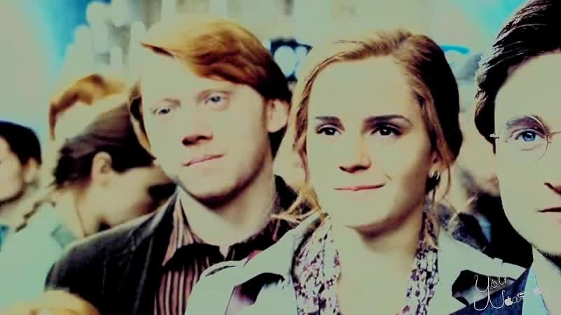 Ron ღ Hermione - Young Beautiful