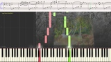 Мелодия сердца (Ноты и Видеоурок для фортепиано) (piano cover)