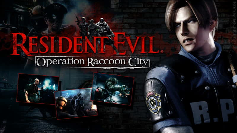 RESIDENT EVIL Operation Raccoon City U S S Trailer