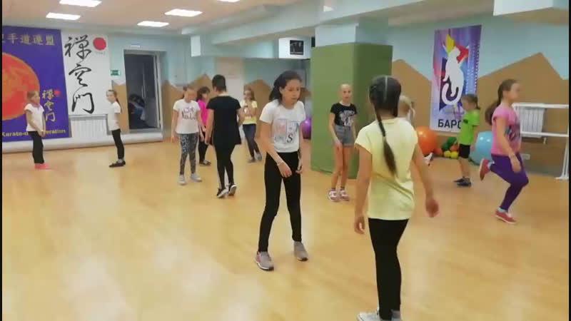 Современные танцы в Барсе