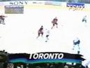 Sergei Berezin scores two goals vs Devils for Leafs 1999