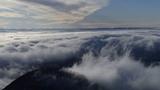 Февраль , красота и нежность природы Северного Кавказа, гора