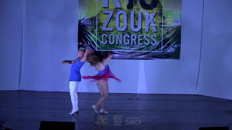 VII RIO ZOUK CONGRESS - Facu Mayra