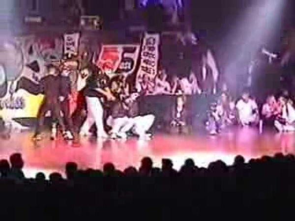 BOTY 1997 - Style Elements Show
