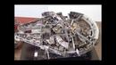 MODELS MUSE$UM 1/72 MILLENNIUM FALCON CUT MODEL ファルコン号カットモデル