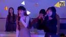 180819 UNI T Yebin Suji Hyunjoo sing Fire 2NE1