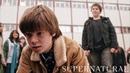 Сэм и Дин в Школе. Школьная драка | Сверхъестественное