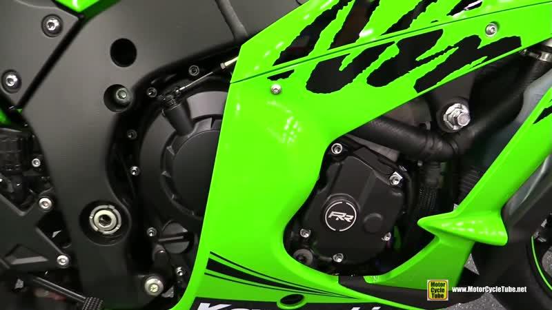 2019 Kawasaki Ninja ZX10RR - Walkaround - 2018 AIMExpo Las Vegas