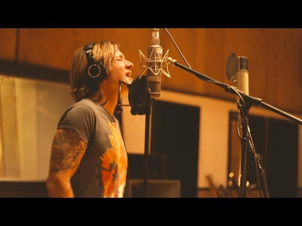 Keith Urban - The Recording of Burden