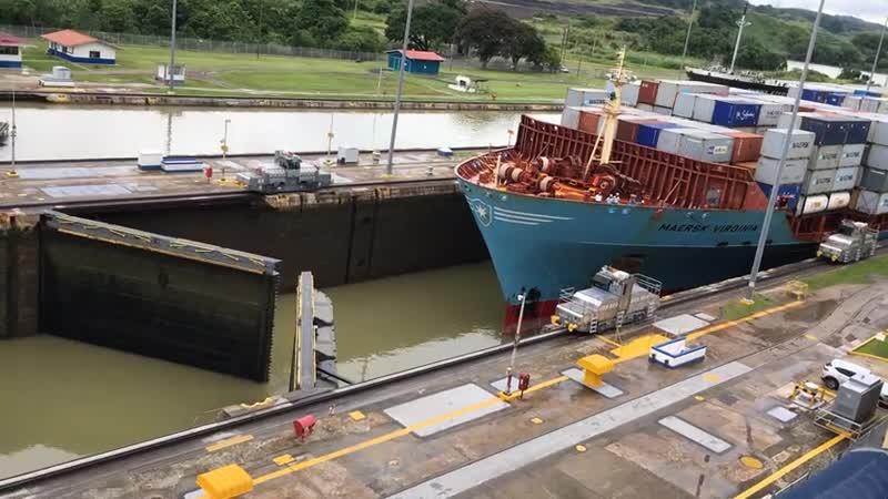 Панамский канал, Панама 🇵🇦