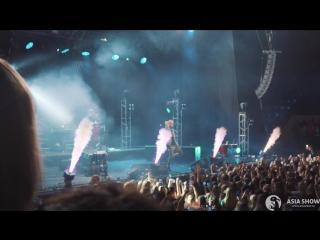 Концерт Егора Крида в Иркутске 10 октября 2018 года
