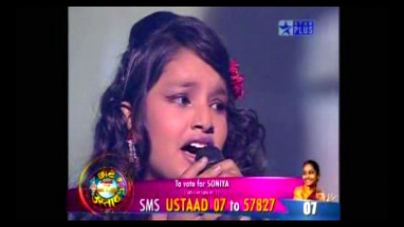 Sonia Sharma Bollywood Singer l Chotte Ustaad l Ye Mera Dil Song