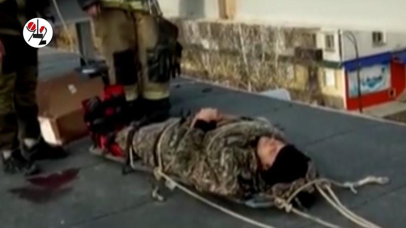 Альпинист упал с 15-метровой сотовой вышки и выжил