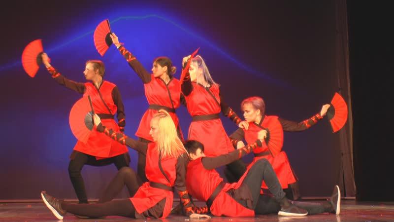 Dance Luck You Shangri la VIXX AkiCon 2018