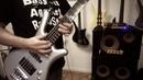 BADASS - Distorted metal bass solo