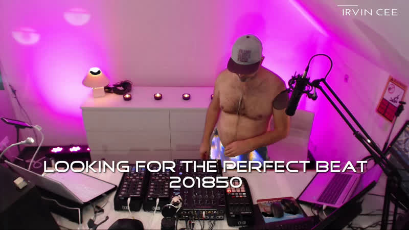DJ IRVIN CEE Looking for the Perfect Beat 201850