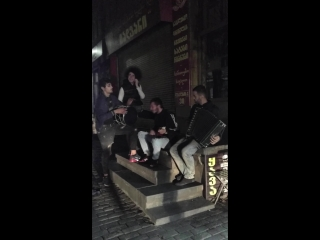 Музыканты в Тбилиси 2