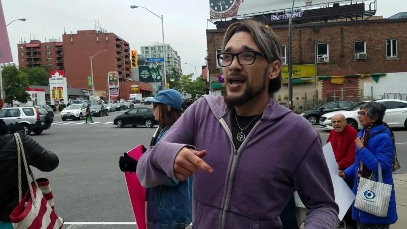 Pro-choice Atheist Communist Feminist Liberal Non-binary Queer Vegan roundhouse-kicks woman